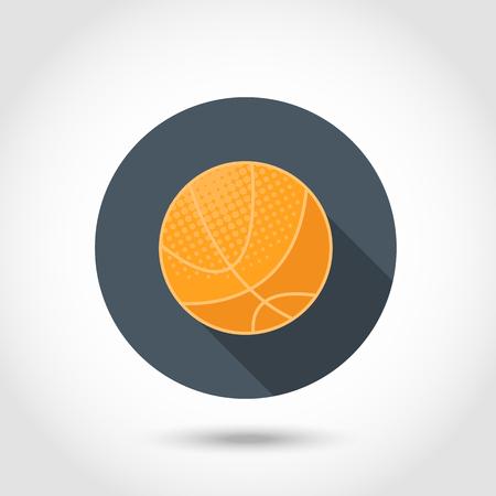 international basketball: Basketball  ball icon