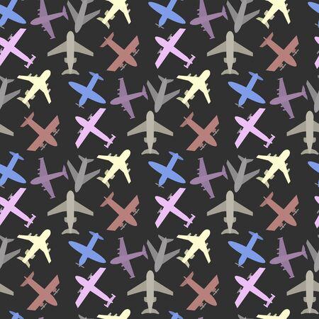 Plane icon set