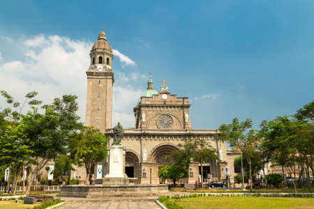 Manila cathedral, Inatramuros, Philippines