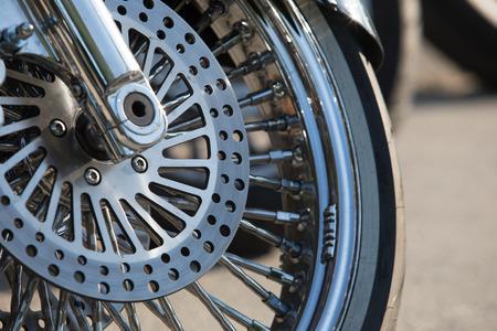motorbike brake disc