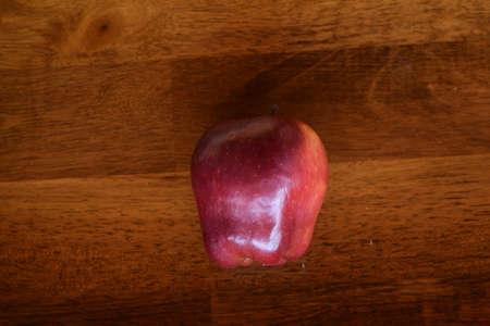 odd: The odd apple Stock Photo