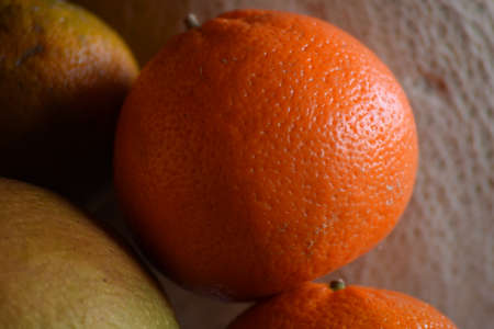 citric: The Lonely tangerine
