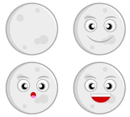moonbeam: Moon Character