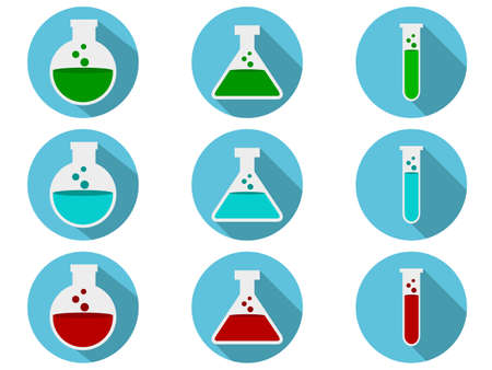 Potion Icons Vector