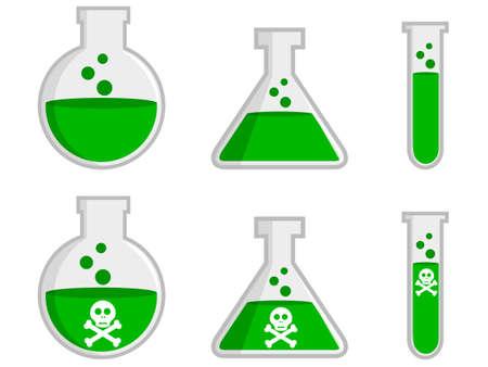 Toxic Potion Illusztráció