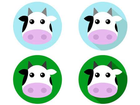 moo: Cow Icons
