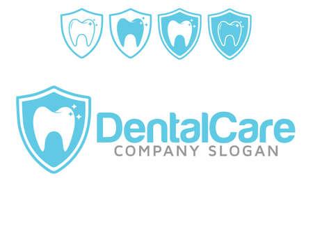 Dental logo 矢量图像