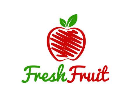 果物のロゴ