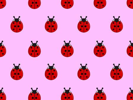 ladybug: Ladybug Background