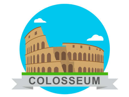 colosseum: Colosseum Illustration Illustration