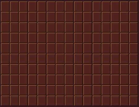 fondo oscuro del chocolate