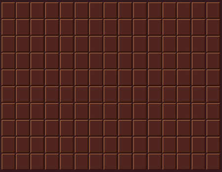 Dark chocolate background