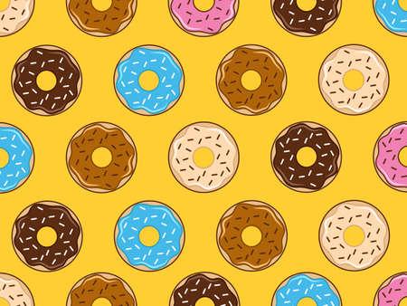 donut: Donut background