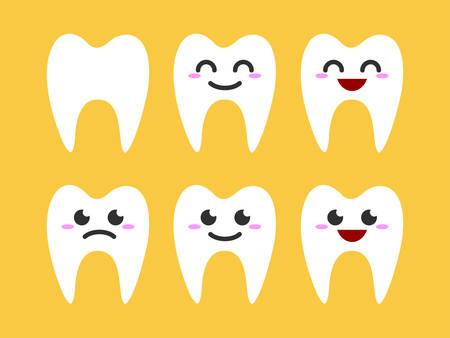 flat: Flat tooth