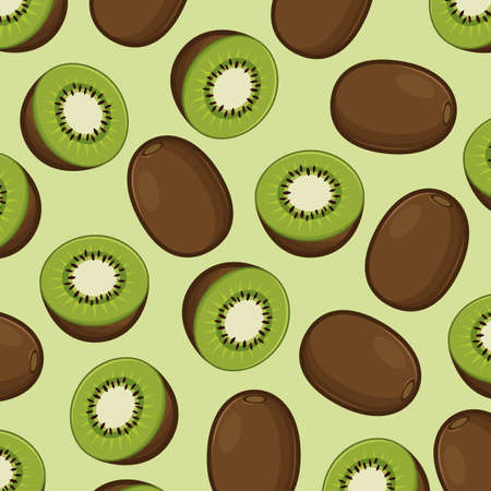 comiendo fruta: Antecedentes de la fruta de kiwi