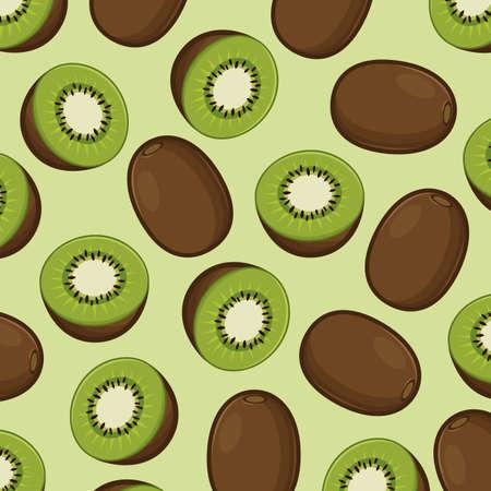 fruit background: Kiwi Fruit Background