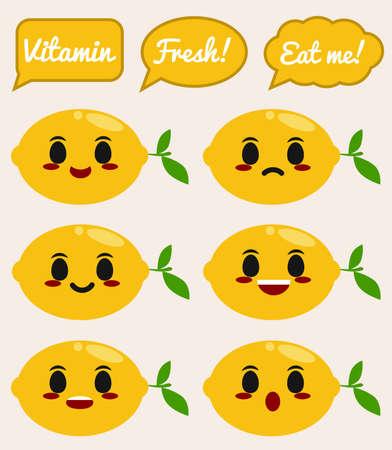 Lemon character