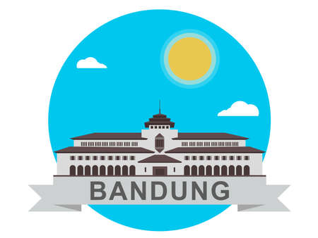 Gedung Sate icon
