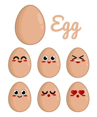 Egg character