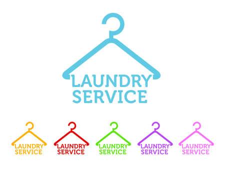 Laundry icon 矢量图像
