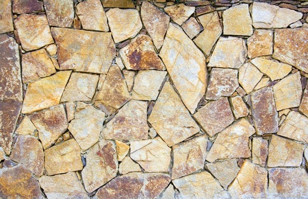 stratified: stone wall texture