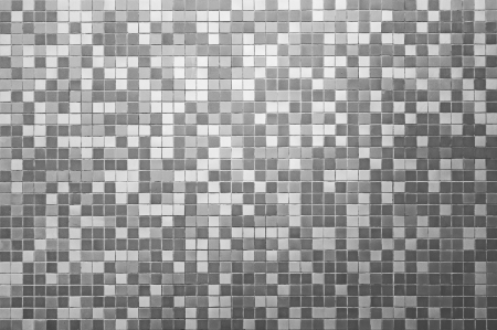 black and grey tile wall high resolution real photo  Stock Photo
