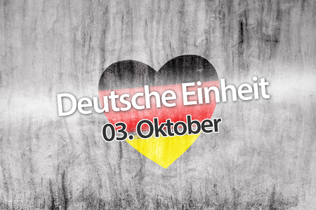 seperation: German Unification Day