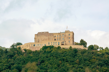 birthplace: Castle Hambacher Schloss - birthplace of german democracy