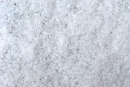 White Fluffy Show Flakes Texture Stock Photo - 5838201