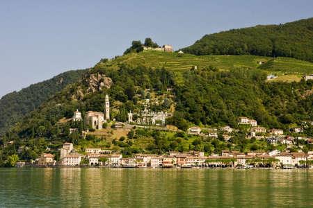 Lake Lugano - Morcote