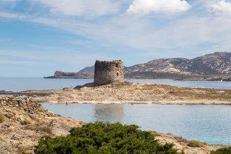 natures: Sardinia - La Pelosa Beach