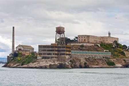 alcatraz: San Francisco - Alcatraz Stock Photo