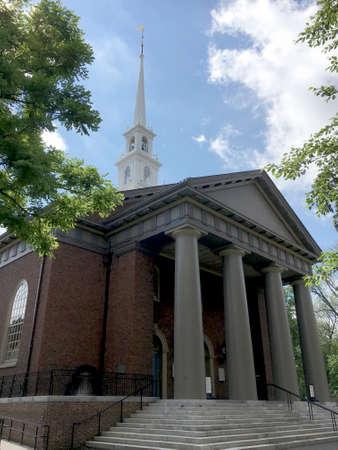 elite: The Memorial Church at Harvard University Editorial