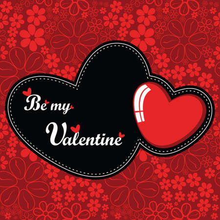 romantico: Valentine `s Day tarjeta