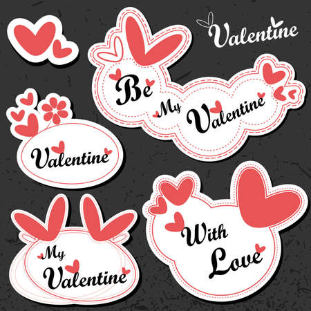 valentines holiday: Valentine`s Day card