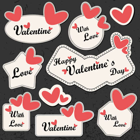 Valentine `s Day carta