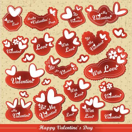 Valentine`s Day card