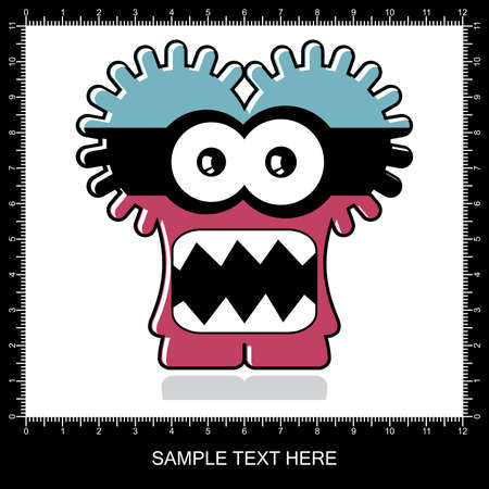 nudge: Monster