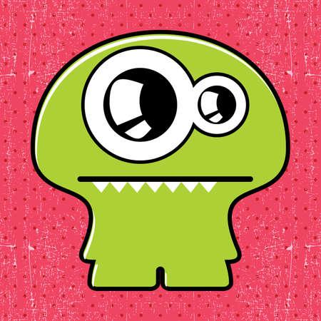 Monster Stock Vector - 12492546