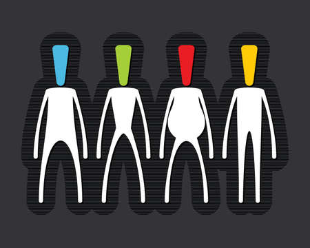 People in group Vector