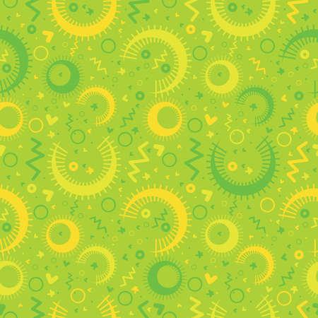 decorative elements - seamless pattern Vector