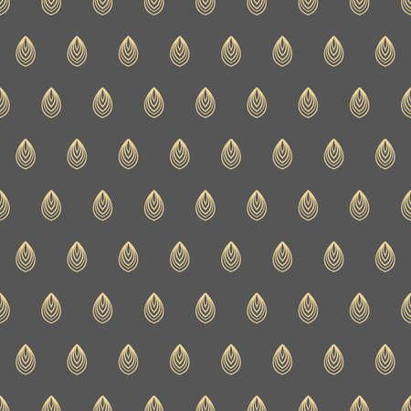 Decorative seamless pattern Ilustração