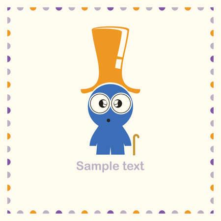 Boy in hat Stock Vector - 15639848