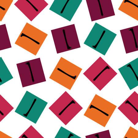 monster - seamless pattern Stock Vector - 15640301