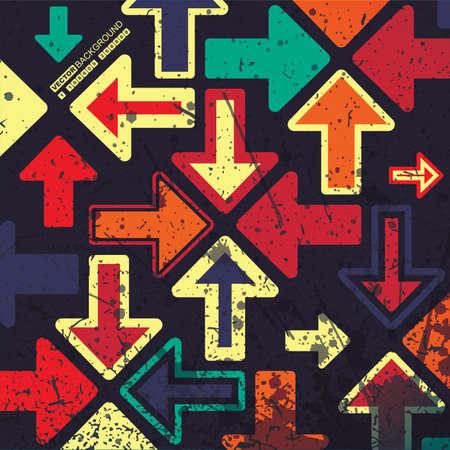 grunge background: Abstract grunge background
