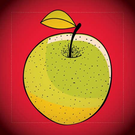 ascorbic: Manzana