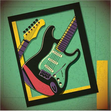 funk music: Guitar