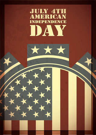Independence Day of America Stock Vector - 17857317