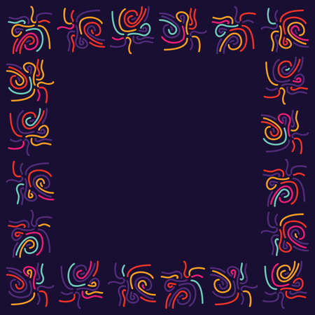 Decorative pattern Stock Vector - 19395041