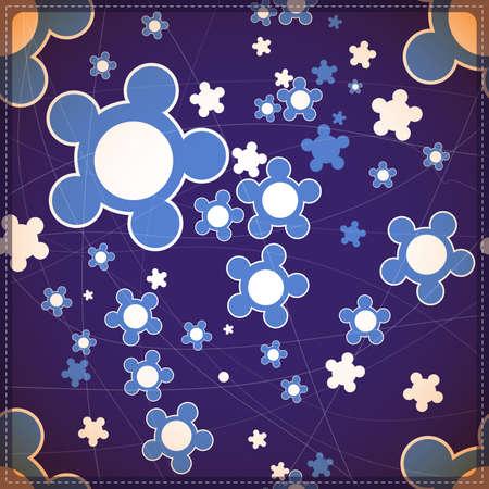 tolerable: Decorative elements Illustration